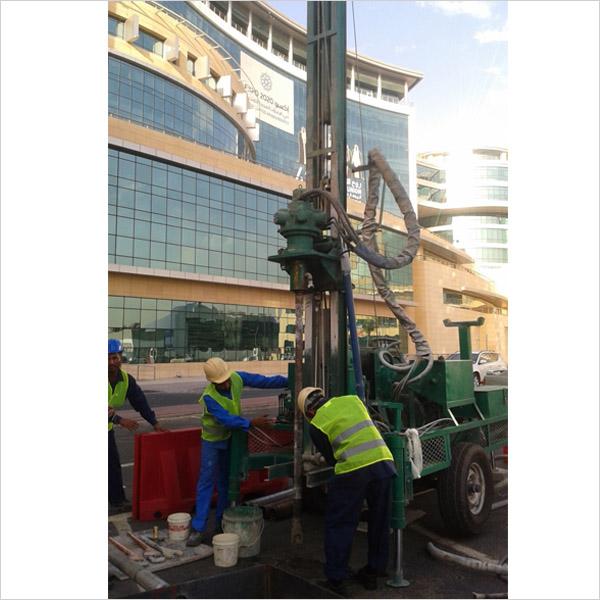 HASSAN AL AMIR Soil Testing   UAE  Dubai  Sharjah  Ajman